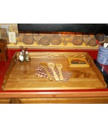 Noodle Board Stove Top Cover Early American - $99.00
