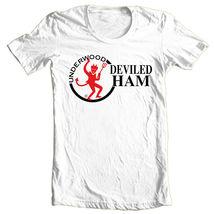 Underwood Deviled Ham T-shirt funny Family Guy Spam retro 80's 100% cotton tee image 3