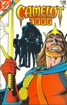 (CB-11) 1983 DC Comic Book: Camelot 3000 #3 of 12 - $4.00