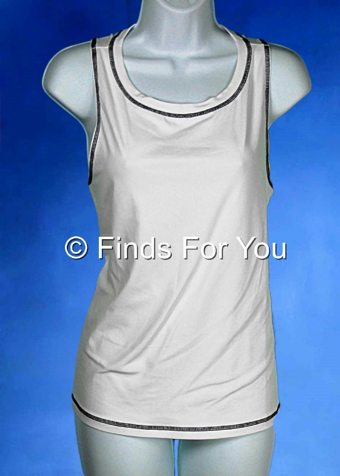 98ec06adce947 J Crew Factory Sleeveless Sun Shirt Rash Guard Swimsuit Bathing Suit S  38602 - $18.39