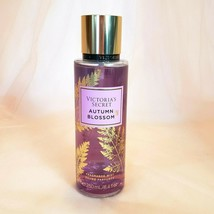 VICTORIA'S SECRET Autumn Blossom Fragrance Body Mist 8.4Oz NEW Apricot Musk - $12.97