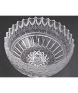 """Unique Cut Glass ABP Antique 8"""" bowl - $102.85"""