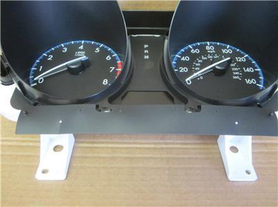96-00 Honda civic OEM odometer gauge cluster trim bezel cover panel factory