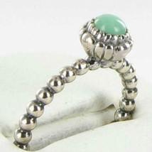 Pandora 190854CH May Chrysoprase Birthday Blooms Ring Sterling 925 Sz 6 ... - $42.67