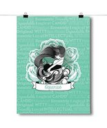 Inspired Posters Zodiac Sign - Aquarius Poster Size 24x36 - $17.64