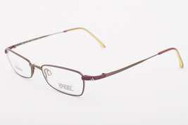 Adidas A955 40 6071 Ambition Burgundy Eyeglasses 955 406071 48mm - $68.11