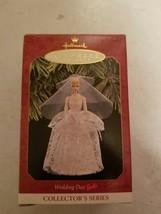 Hallmark Keepsake Ornament Wedding Day Barbie 1997 - $9.89