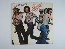 Chicago - Hot Streets Vinyl LP Record Album FC 35512 - $7.91