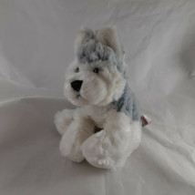 Ganz Webkinz Plush Husky Dog  HM120 Stuffed Animal No Code - $9.89