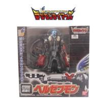 Bandai Digimon Tamers Super Evolution Impmon Beelzebumon Digivolving Fig... - $74.25