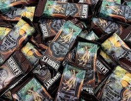 Halloween Hershey's Milk Chocolate Bar With Tombstone Depiction Snack Si... - $19.39+