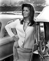 Pamela Tiffin in The Lively Set by Vintage classic cars 16x20 Canvas Giclee - $69.99