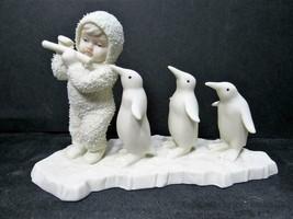 """PENGUIN PARADE 7986-3"" Dept 56 D56 Snowbabies CHRISTMAS FIGURINE - $9.49"