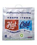Insulated Bag   Thermal Bag   Hot Cold Bag (5, Grocery) - $23.51