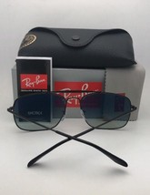 RAY-BAN Sunglasses THE COLONEL RB 3560 003/32 61-17 Silver Aviator w/ Gr... - $179.95