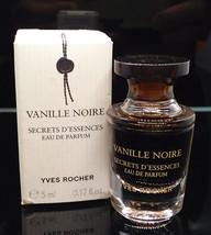 Mini Eau De Parfum ✿ Vanille Noir ~ Yves Rocher ✿ Mini Perfume 5ml. = 0.16 Fl.Oz - $18.99