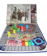 Vintage 1976 Milton Bradley SWAT TV SHOW Boardgame Game Complete - $26.99
