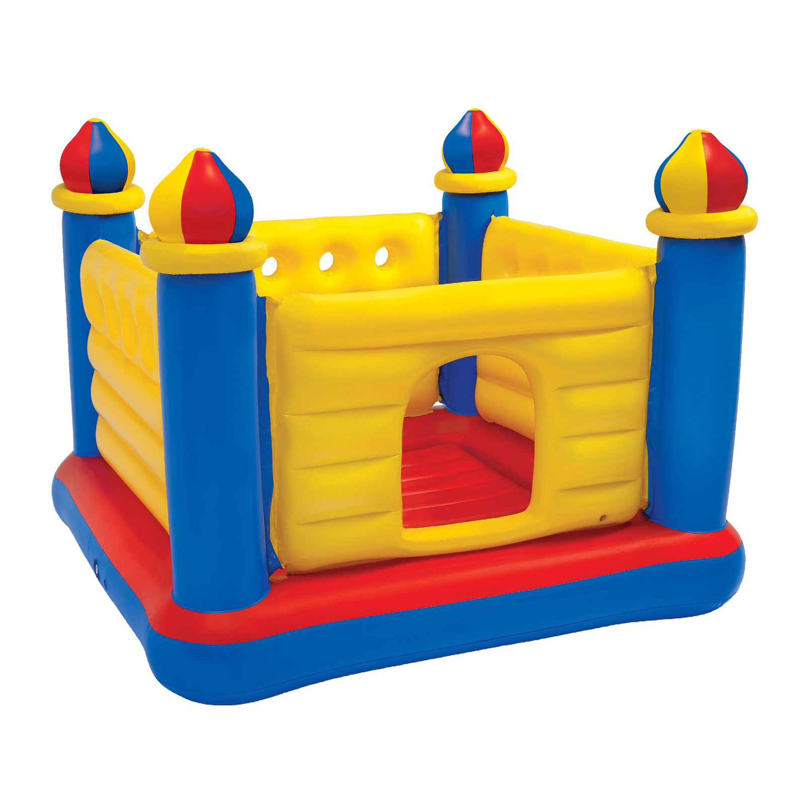 Kids Toddlers Inflatable Castle Jumping Bouncer Ages 3 - 6 Max Weight 120lbs.... - $140.00
