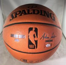 KAWHI LEONARD / 2019 NBA FINALS MVP / AUTOGRAPHED FULL SIZE NBA BASKETBALL / COA image 4