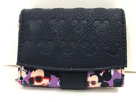 Disney Parks Exclusive Hipster Mickey and Minnie Mouse Wallet New - $31.52