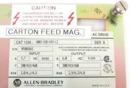 ALLEN BRADLEY 148363 RV. 02 DRIVE BOARD KIT #: 120659 image 2