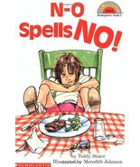 N-O Spells No (Hello Reader, Level 2) Slater, Teddy and Johnson, Meredith - $6.88