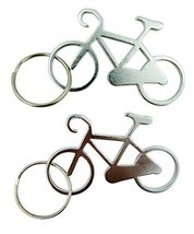 Fun Bicycle Key Charm Bottle Opener from Fashioncraft, Pack of 4 - $9.22