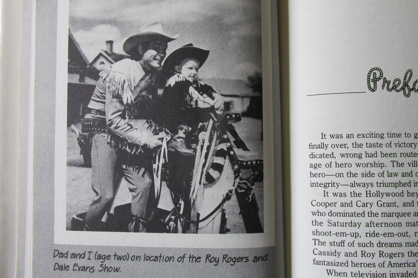 Growing Up With Roy & Dale by Roy Rogers, Jr., - Also 1959 Newspaper Article image 4