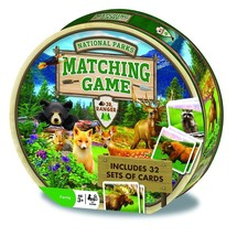 National Parks Matching Game Masterpieces Puzzles Co. - $32.99