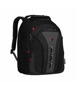 """Wenger 600631 The Legacy Notebook Carrying Backpack, 16"""", Black/Gray (bl... - $77.44"""