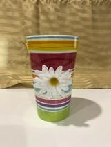 Hallmark Floral Flower Plant Vase Craft Table Decoration Art Ornament 9 ... - $14.84