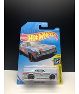2019 Hot Wheels 68 Chevy Nova HW Speed Graphics 7/10 #67/250 1TBBC - $2.95