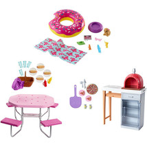 Barbie Large Outdoor Accessory Set - $36.84