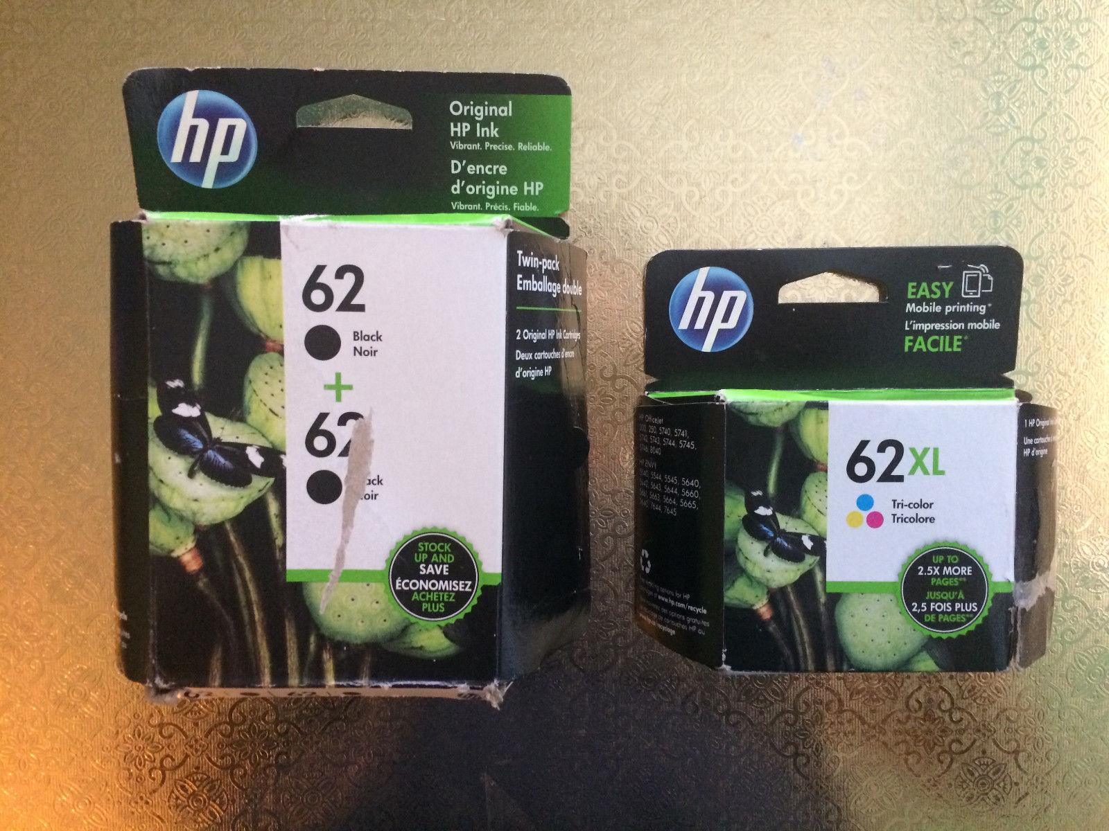 10//2019 NEW SEALED IN BOX! GENUINE ORIGINAL HP 74 BLACK INK CARTRIDGE EXP