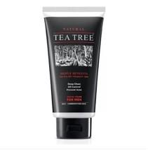 TEA TREE Men Natural Oil Control Facial Foam Face Wah For Men 140 ml - $12.60