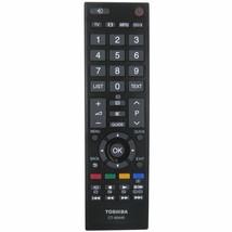 Toshiba CT-90440 Factory Original TV Remote For Select Toshiba Model's - $18.99