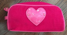 Victoria's Secret Pink Make Up Bag Cosmetic Bag - $12.19