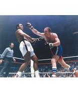 MUHAMMAD ALI vs CHUCK WEPNER 8X10 PHOTO BOXING PICTURE - $3.95
