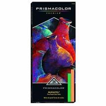 Prismacolor 27049 Premier NuPastel Firm Pastel Color Sticks, 24-Count - $22.64