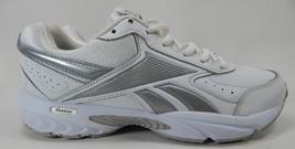 Reebok Daily Cushion 3.0 RS Size US 7.5 M (B) EU 38 Women's Running Shoes White