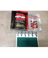 1997 TOYOTA TACOMA TRUCK Service Shop Workshop Repair Manual Set OEM W E... - $118.75