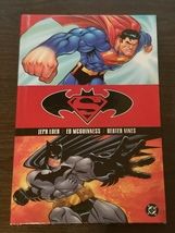 Superman Batman Public Enemies Hardcover Graphic Novel - $15.00