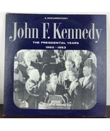 SEALED John F. Kennedy The Presidential Years 1960-1963 LP 20th Century ... - $11.30