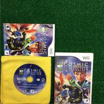 Ben 10: Cosmic Destruction - Nintendo Wii | Disc Plus - $6.00