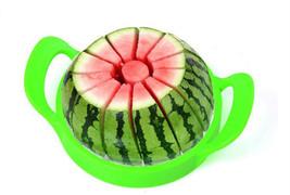 Watermelon Slicer Stainless Steel Fruit Tool Shredder Slicer cutter Cooi... - $39.99+