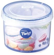 21.6 Oz. Twist Top Round Food Container - $15.97