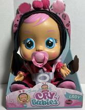 Cry Babies 96295 Lady The Ladybug Doll New Unopened - $42.56