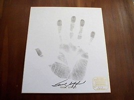 Frank Gifford New York Giants Hof Halfback Signed Auto Le Hand Print # 127 - $98.99