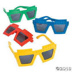 Primary image for Color Brick Party Sunglasses