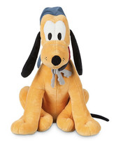 """Disney Parks Pluto With Keys Pirates Of The Caribbean 11"""" Plush Doll New - $29.07"""